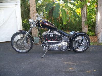 2000 Ultra JackHammer Custom Motorcycle