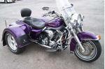 2001 harley davidson purple trike picture