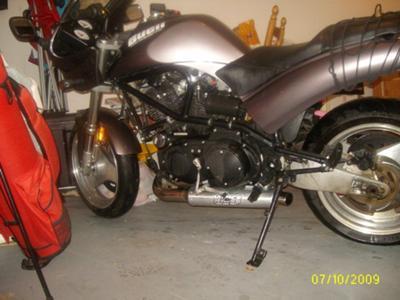 2001 Buell S3t Thunderbolt