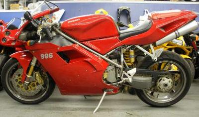 2001 Ducati 996