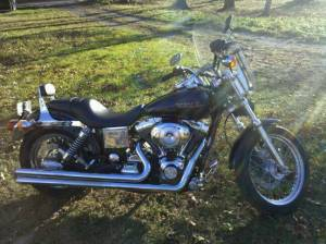 2001 Harley Davidson Dyna Lowrider