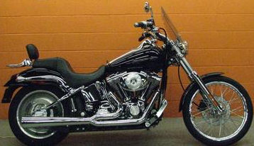 2001 Harley Davidson FLSTD Softail Deuce