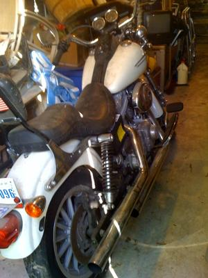 2001 Harley Davidson Police Motorcycle