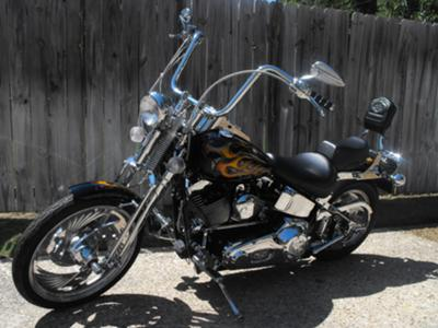 2001 Harley Davidson Springer Softail