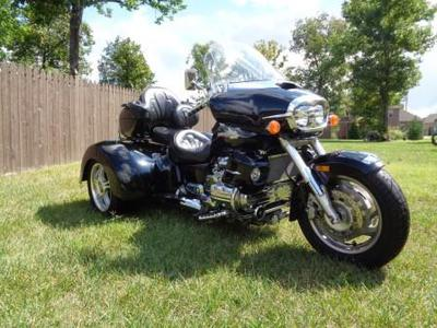 Black 2001 Honda Valkyrie Interstate Trike 1500 for Sale in TN