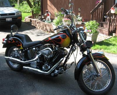 2001 Indian Scout Cruiser (this photo is for example only; please contact seller for pics of the actual motorcycle for sale in this classified)