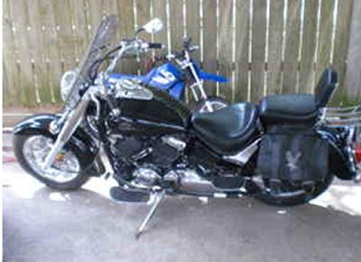 2001  Yamaha Road Star Classic 650