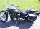 Black 2001 Yamaha V Star Vstar XV650