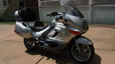 2002 BMW K1200LTE