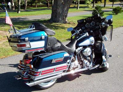 2002 Flhtcui Ultra Classic Electra Glide For Sale