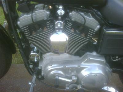 2002 Harley Davidson 1200 Sportster Engine