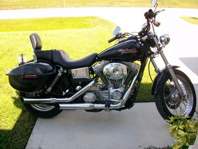 2002  Harley Davidson Dyna - FXD
