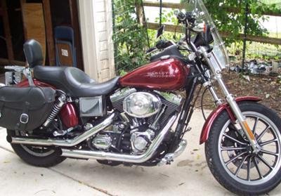 2002 Harley Davidson FXDL Low Rider
