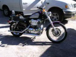 2002 Harley Davidson Sportster 1200 XLT