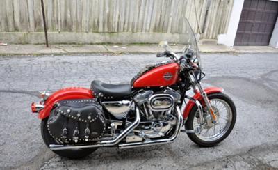 2002 Harley Davidson Sportster 883 XLH