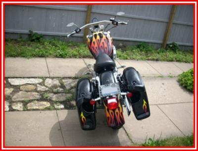 2002 Harley Davidson Custom Sportster