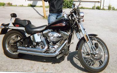 2002 Harley Davidson FXSTS Springer Softail