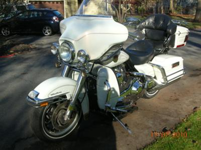 2002 Harley Davidson Ultra Classic