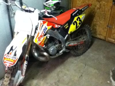 Dirt Bikes For Sale In Maryland Craigslist Honda Cr for Sale
