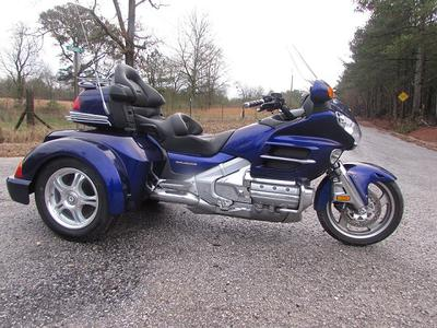 2002 Honda Goldwing 1800 for Sale by owner in Orlando FL Florida