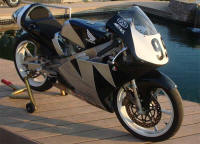 Near Flawless 2002 Honda RS125