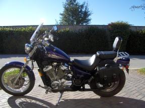 2002 Honda Shadow 600 VLX Deluxe