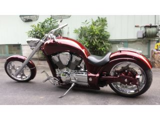 2002 Honda VTX Complete Custom Chopper for Sale by owner