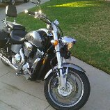 2002 Honda VTX1800 C