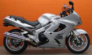 2002 Kawasaki ZX1200C Ninja