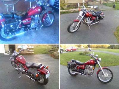 2002 Honda Rebel