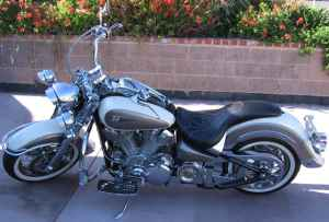 2002 Yamaha Road Star Silverado 1600cc