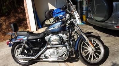 2003 Harley Davidson Sportster Anniversary Edition motorcycle for sale by owner