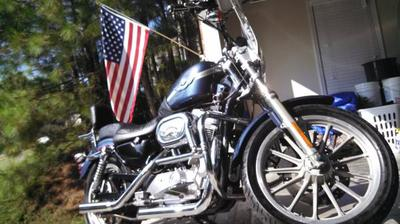 2003 Harley Davidson Sportster Anniversary Special Edition motorcycle for sale by owner
