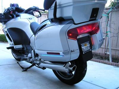 2003 BMW K1200 LT Exodus