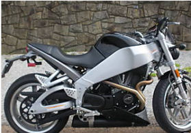 2003 buell lightning motorcycle silver black XB9S