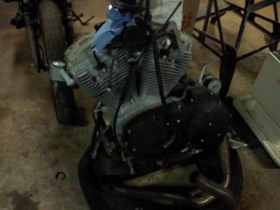 2003 buell XB9r motor - engine