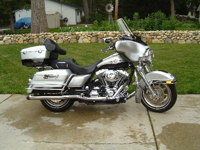 Sweet!  2003 Harley Davidson Electra Glide Classic