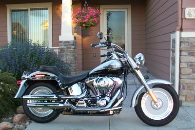 2003 Harley 100th Anniversary Fatboy Fat Boy for Sale
