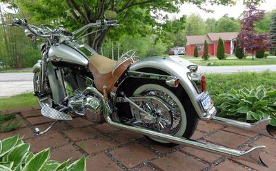 2003 Harley Davidson Softail for sale by owner