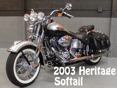 2003 Harley-Davidson Softail Heritage