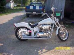 2003 Harley Davidson Softail Sportster