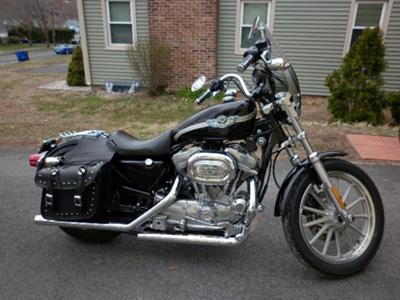 2003 Harley Davidson Sportster 883 Hugger