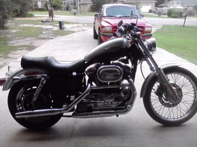2003 Harley Davidson 1200 XL sportster