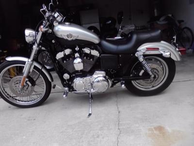 2003 Harley Davidson Sportster XL 1200