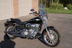 2003 Harley Davidson Super Glide 100th Anniversary