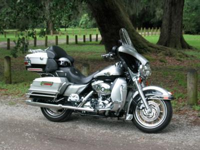 2003 Harley Davidson Ultra Classic Anniversary Edition