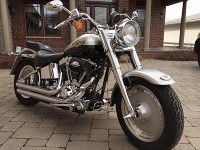 100th Anniversary Harley Davidson FLSTF Fat Boy for Sale by owner
