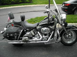 2003 Harley Davidson Heritage Softail for Sale 100th Anniversary Heritage Classic One of a Kind Motorcycle