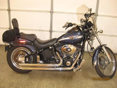 2003 Harley Davidson Night Train for Sale