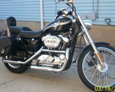 2003 Harley Sportster 1200 Custom